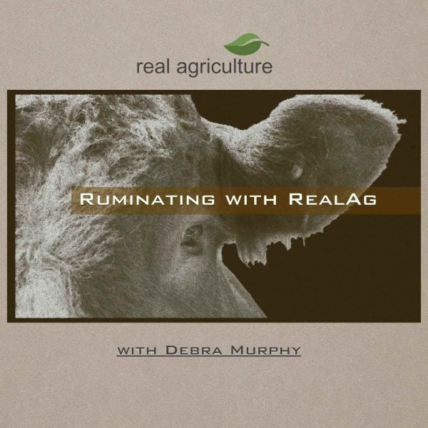 ruminating with realag logo podcast