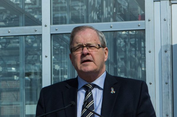 Lawrence MacAulay, Minister of Agriculture and Agri-Food Canada (file photo, AAFC)