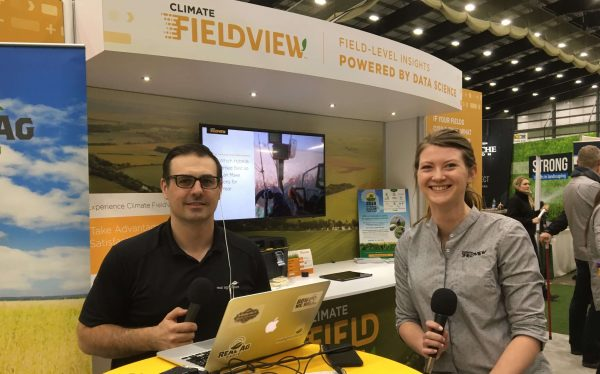 RealAgriculture's founder and host of RealAg Radio, Shaun Haney, talks to Jenna MacDougall of FieldViewCanada.